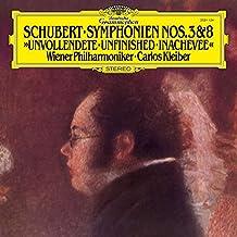 Schubert: Symphonies 3 & 8 (Vinyl)