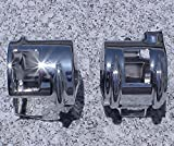 i5 Chrome Switch Housing Covers for Honda VTX 1800 2002-2008.