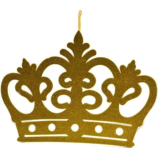 Paper Birthday Prince Crown Unique 90066