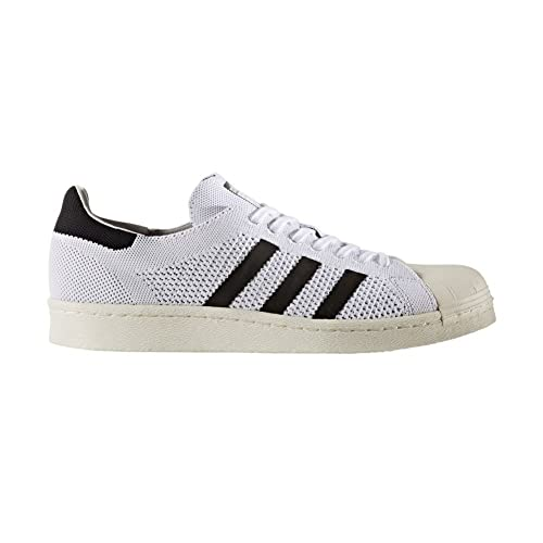 993cbe2fd12e adidas Originals Men s Superstar Primeknit Boost Trainers Footwear Core US5  White