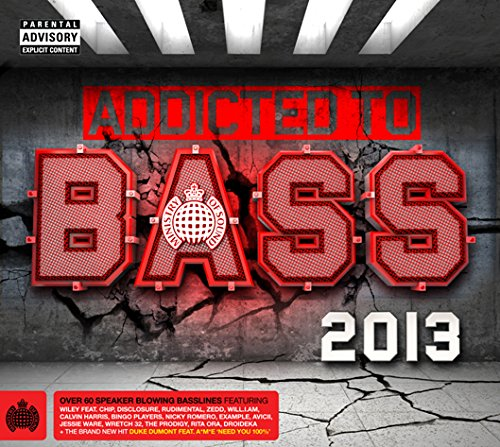 Ministry of Sound: Addicted to Bass - 2 Bass Addicted