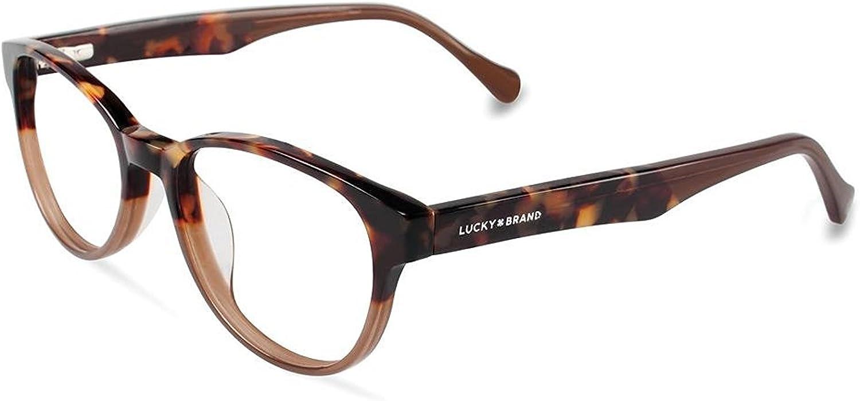 LUCKY BRAND Eyeglasses D202 Tortoise Brown