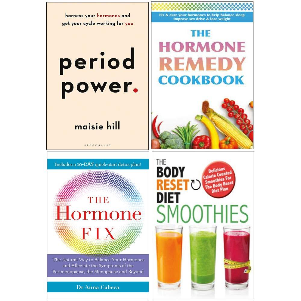 Period Power, Hormone Remedy Cookbook, Hormone Fix, Body