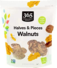 365 by Whole Foods Market, Walnuts Halves And Pieces, 16 Ounce