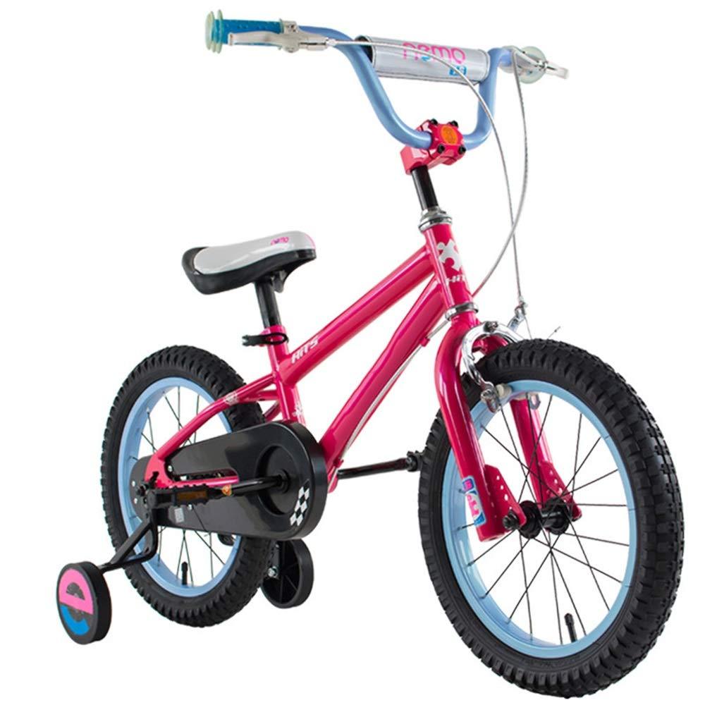 Bici per bambini HAIZHEN   Passeggino Bicicletta per Bambini, 12 Pollici   16 Pollici   18 Pollici   20 Pollici Bici con Ruote da Allenamento per Bambini e Ragazze per Il Neonato