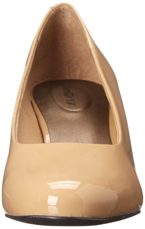 Trotters Damen Candela Hautfarben - Nude Patent 39.5 EU W W W 068652