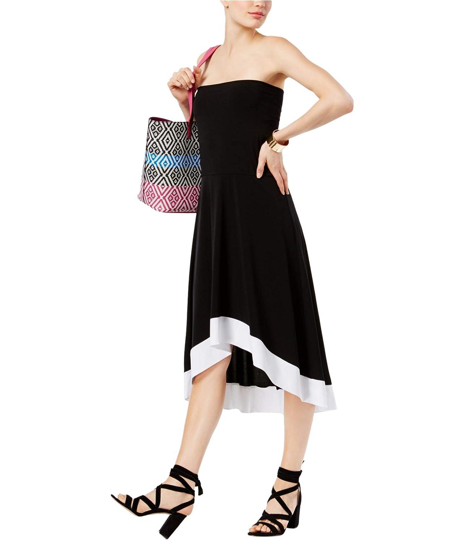 Deepblack INC Womens Congreenible High Waist Dress