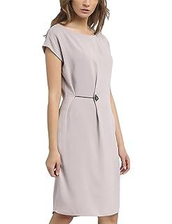 149e2b0f3a0b APART Fashion Damen Kleid Lagoon Blue Flower   Lace  Amazon.de ...