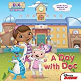 Doc McStuffins A Day with Doc (Doc McStuffins Toy Hospital)
