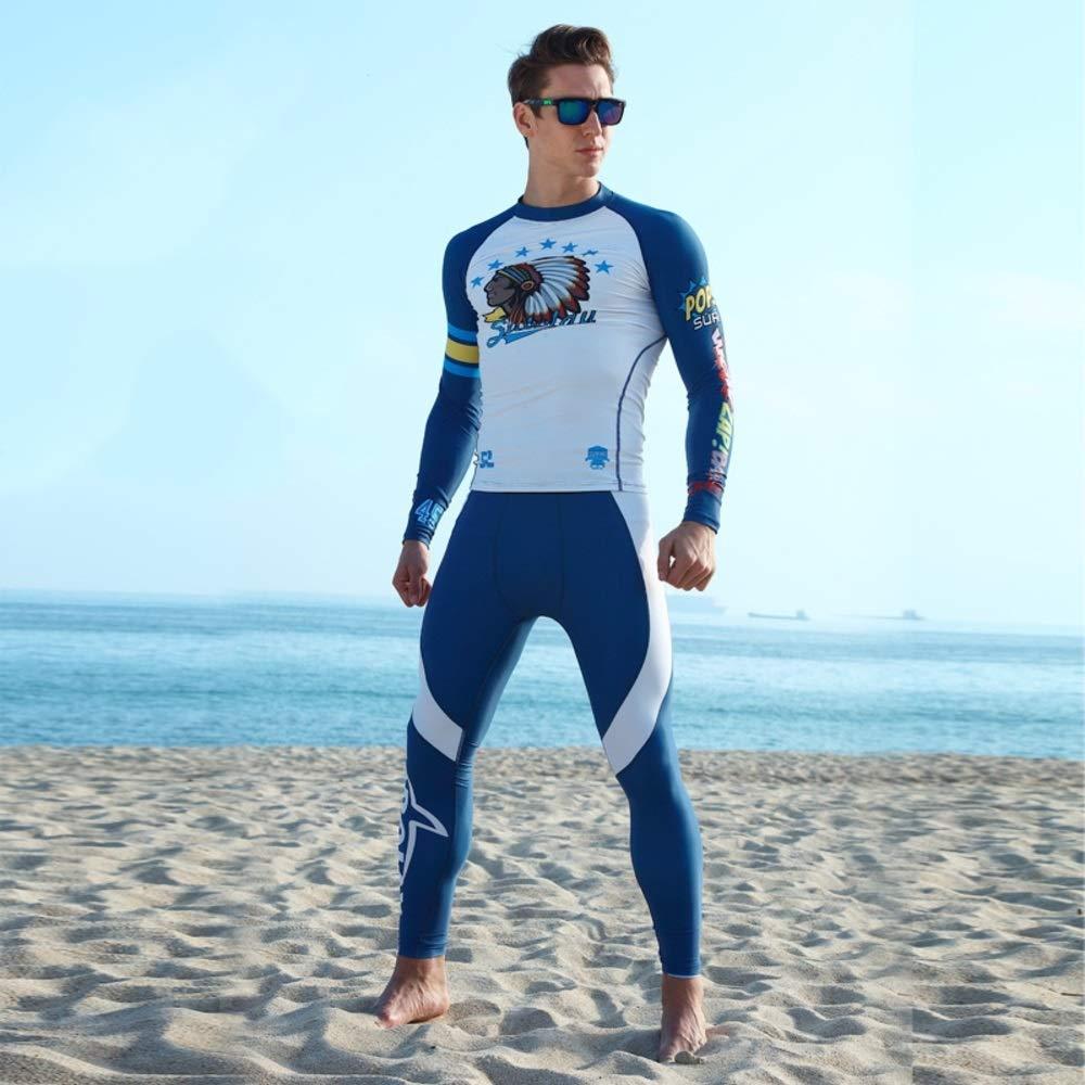 Klerokoh Wetsuit Pants Premium-Neopren Tauchen Surfen Schnorcheln Pants f/ür M/änner Kajak Sporthose Warmhalte UV Schutz Hosen Neopren Color : Blue, Size : M Erwachsene Kanusport