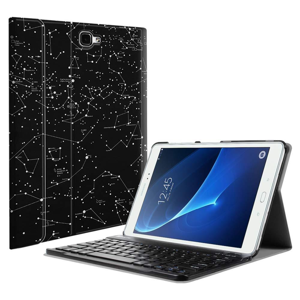 Funda + Teclado Galaxy Tab A 10.1 (2016) FINTIE [7B8PSFPS]
