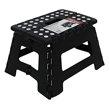 150KG Single Step Plastic Folding Step Up Stools Collapsible Foldaway Large Heavy Duty  sc 1 st  Amazon UK & 150KG Single Step Plastic Folding Step Up Stools Collapsible ... islam-shia.org