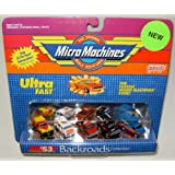 Micro Machines Backroads #53 Collection