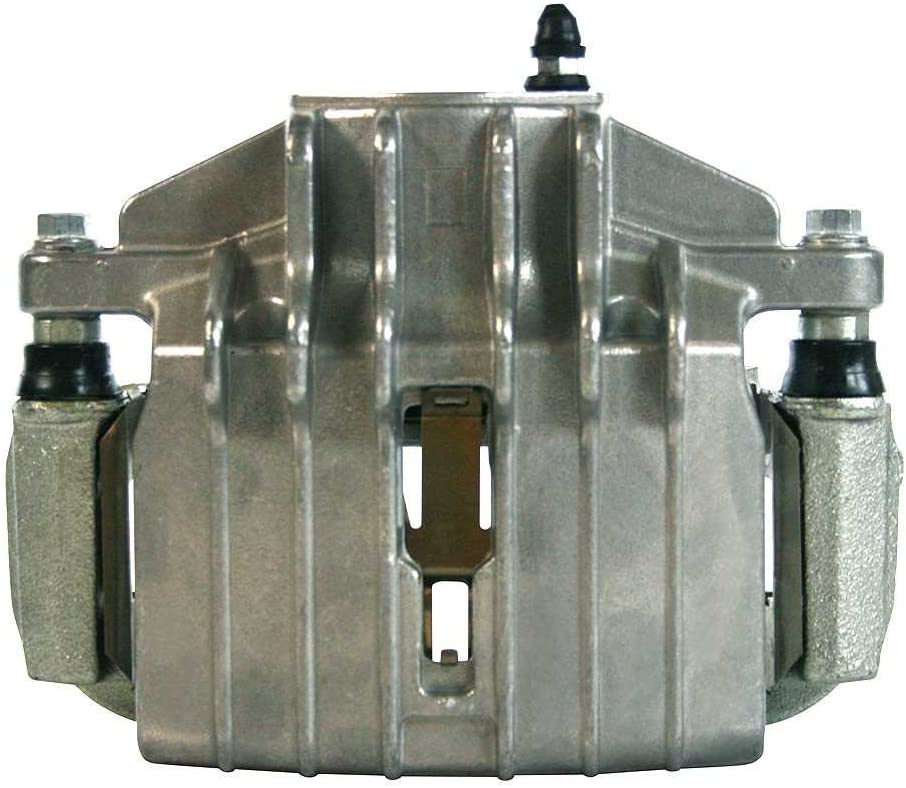 AutoShack BC2652PR Front Brake Caliper Pair 2 Pieces Fits Driver and Passenger Side