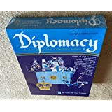 Diplomacy: The Exciting Game of International Intrigue [BOX SET]
