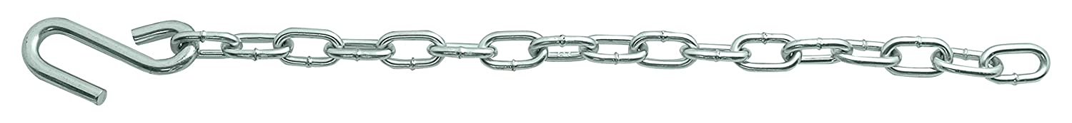CE Smith Trailer 16671A Class III Rating Safety Chain Set, 5000 lb- Replacement Parts and Accessories for your Ski Boat, Fishing Boat or Sailboat Trailer CE Smith Company