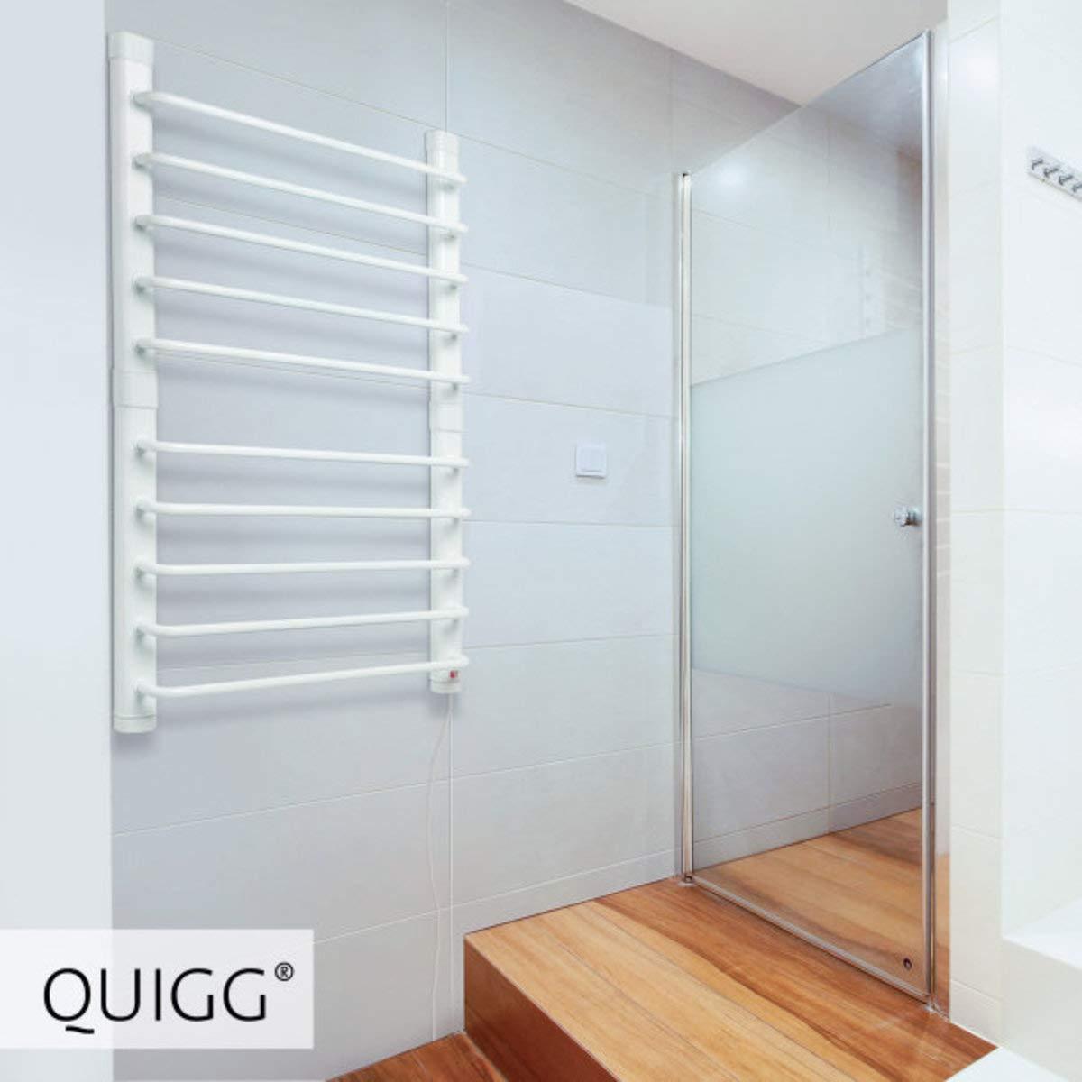 Quigg Radiador-calentador de toallas 3en 1Ropa calentador toallero MD 15351Calefacción 200W: Amazon.es: Bricolaje y herramientas