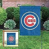 Chicago Cubs Garden/Window Flag