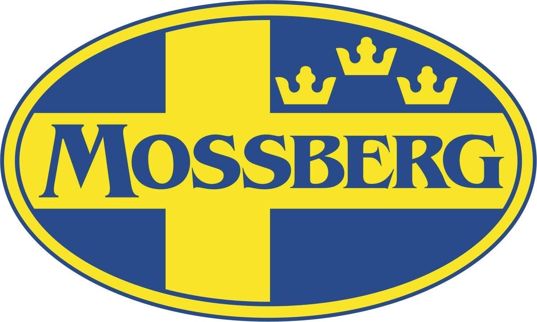 **FREE SHIPPING** Mossberg Gun Logo Vinyl Sticker Decal