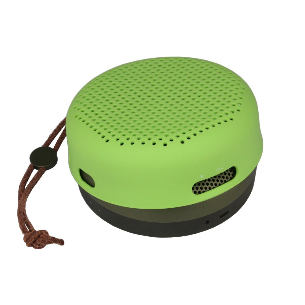 TPU Carrying Case Protective Bag Sleeve Skins Cover for BeoPlay A1 B&O Play by BANG & OLUFSEN Bluetooth Speaker (Sleeve for Green)