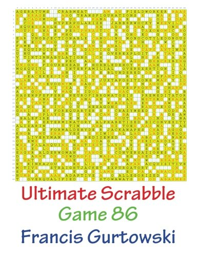 Ultimate Scrabble Game 86 pdf epub