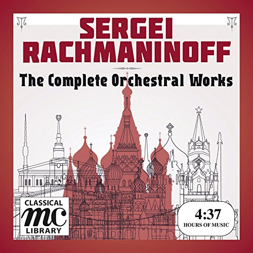 Rachmaninov: Complete Orchestral Works (Best Service Complete Orchestral Collection)