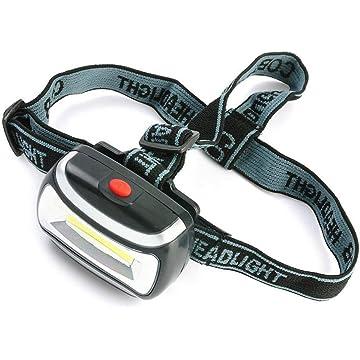 nawert LED Headlamp Outdoor Emergency Headlight Camping Flashlight Headlamps