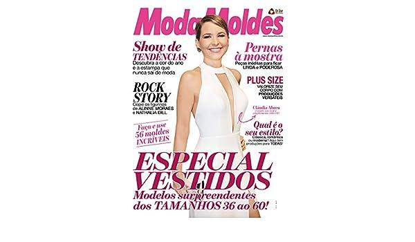 Moda Moldes Ed.91: Especial vestidos (Portuguese Edition) eBook: On Line Editora: Amazon.es: Tienda Kindle