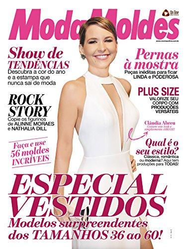 697931e8d Moda Moldes Ed.91: Especial vestidos (Portuguese Edition) - Kindle ...