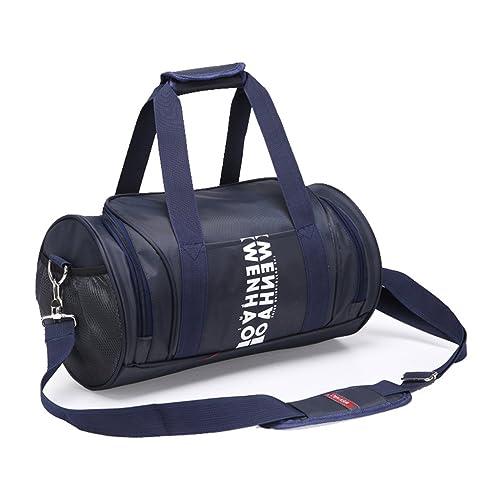 Super Moderne Nylon Bagages Sporty Gear Bag Sac Voyage Sac de Sport Sac de Sport Avec Compartiment ¨¤ Chaussures WlFXvPM0Ch