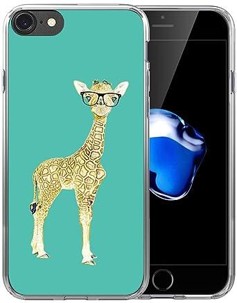 apple iphone 8 giraffe case