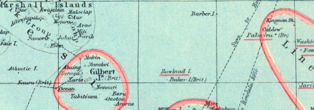 Oceanía; British Holandés Francés Nosotros pertenencias Colonias - 1938 - Old Antiguo Mapa Vintage - Juego de funda nórdica Mapas de Australasia: Amazon.es: ...