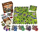 Deluxe Fantasy Dice Wars Polyhedral Ultimate Battle Set