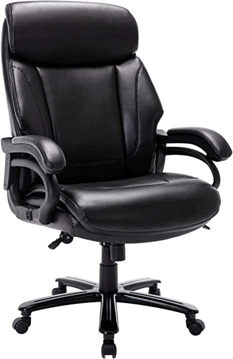 One Of The Best High Back Big Tall 400lb Office Chair Under $400