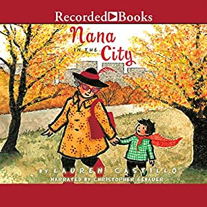 Nana in the City Audiobook