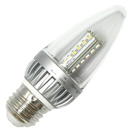 Lights of America 2325LED-LF4-24 2-Watts 110-Lumen Power LED Neutral ...