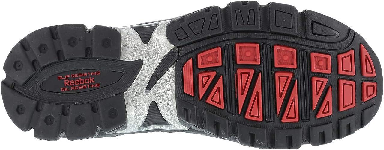 Reebok RB459 Performance Cross Trainer Composite Toe Women's Shoes Black/Silver