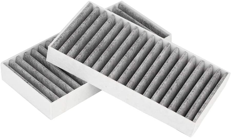 Filtre /à air de voiture filtre /à air de cabine de voiture 2 pi/èces 68233626AA pour 3,6 L 2,8 3,8 3,6 V6