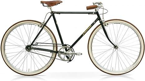 Taurus Imperial bicicleta 3 velocidades Vintage Hombre: Amazon.es ...