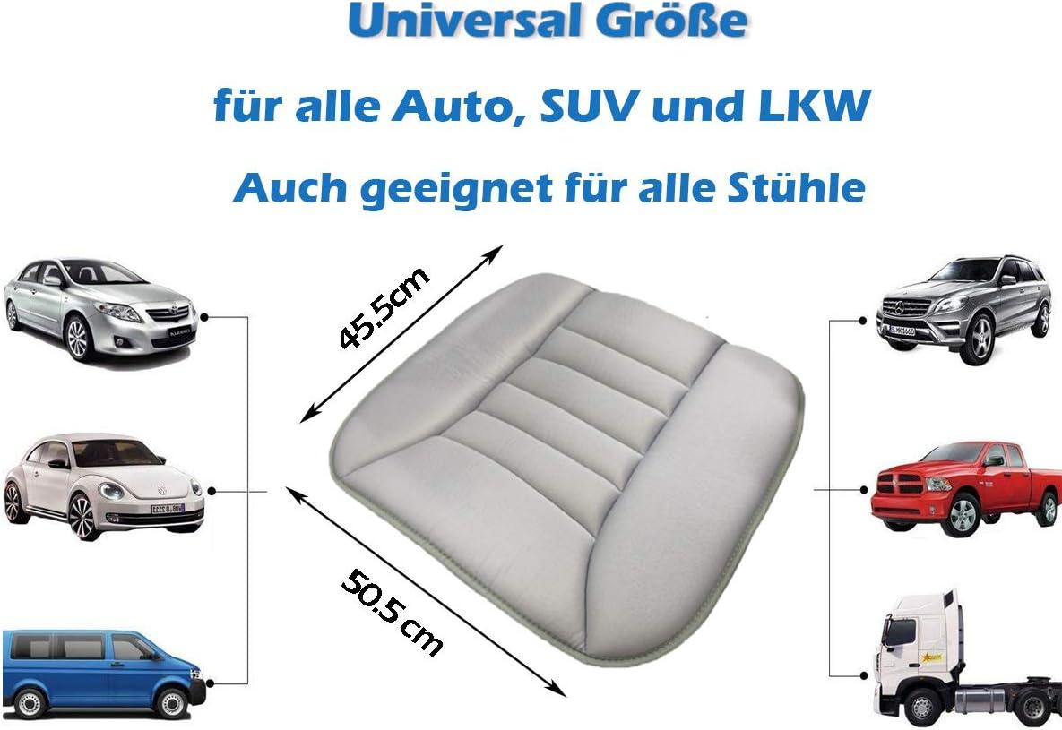 in memory foam Big Ant sedia a rotelle e tutte le sedie Cuscino ortopedico per auto 1 pezzo adatto per auto
