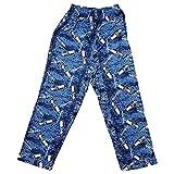 Seattle Seahawks Navy Kids All Over Print Team Logo Pajama Pants
