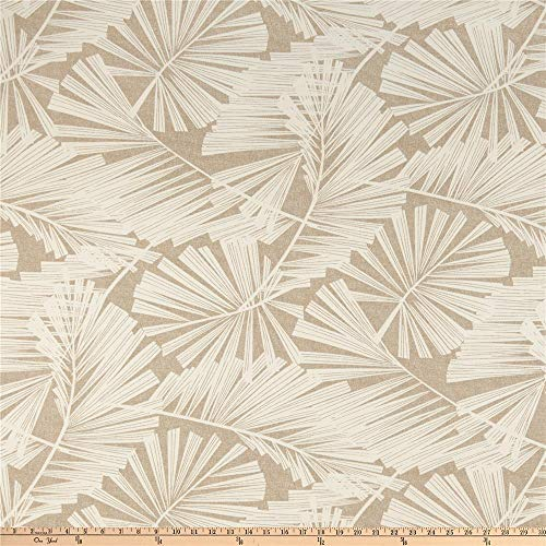 Tommy Bahama Outdoor Frond of You Natural Fabric Fabric by the Yard