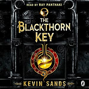 The Blackthorn Key Audiobook