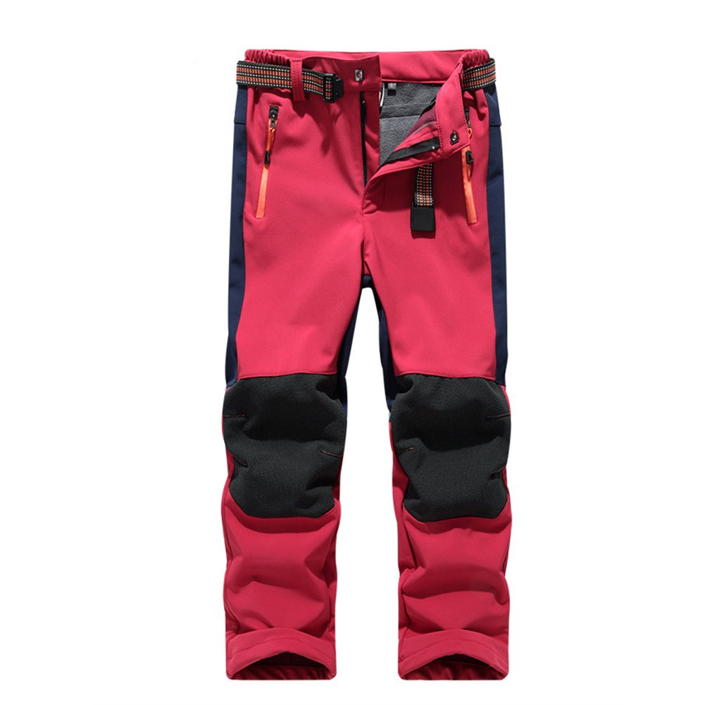 Children' Windproof Waterproof Warm Athletich Pants for Outdoor and Multi Sports Alician