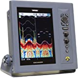 "SI-TEX CVS-1410 Dual Freq Color 10.4"" LCD Fishfinder 1Kw No Ducer"