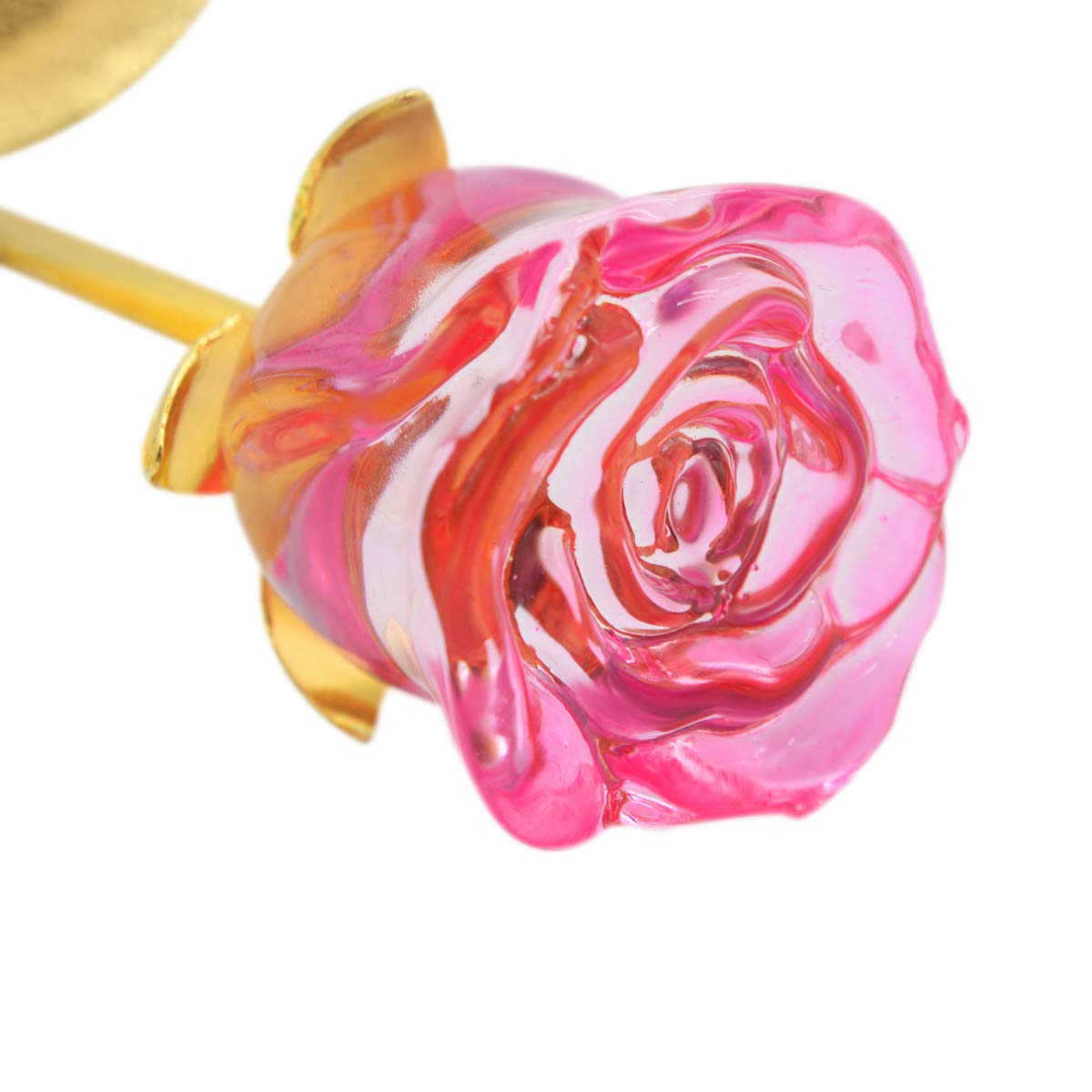 Amazon.com: YUYIKES 9 Inches Romantic Love Forever in Bud Pink ...