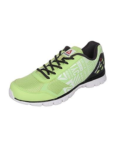 Reebok Men s Lime Gravel Running Shoes - 5 UK India (38 EU)(7.5 US ... ce1298916