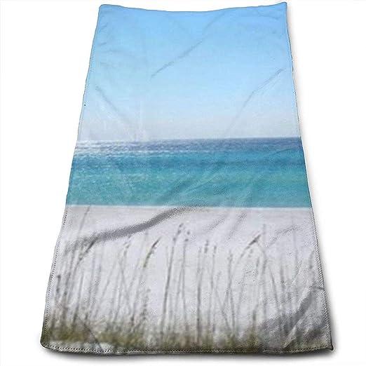 Dliuxf Panama City Florida Beach Toallas de Cocina-Paños de Cocina-Trapos de Cocina de algodón Lavables a máquina, paños de Cocina y Toallas de té: Amazon.es: Hogar