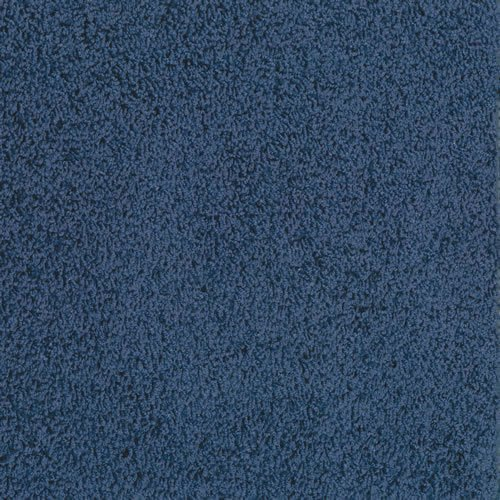Carpets for Kids 5100.401 Soft Solids KIDply Midnight Blue Rectangle Kids Rug Size: 6' x 9',