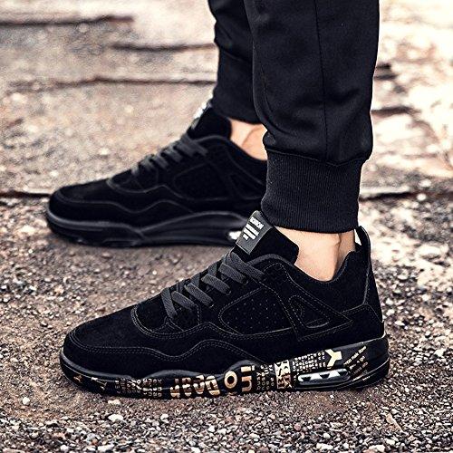 Colors Movement Running Color Leisure EU39 CN40 Shoes Shoes Size UK6 3 Men's Winter Feifei 5 Black xtSwR8